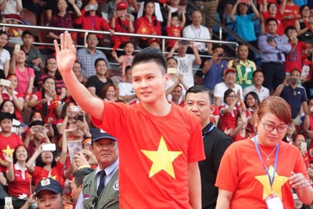 U23 Việt Nam, HLV Park Hang Seo, VLeague