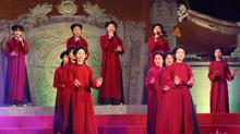 Phú Thọ đón nhận bằng UNESCO vinh danh Hát Xoan