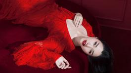 'Nàng thơ xứ Huế' Ngọc Trân khoe vẻ đẹp rực rỡ