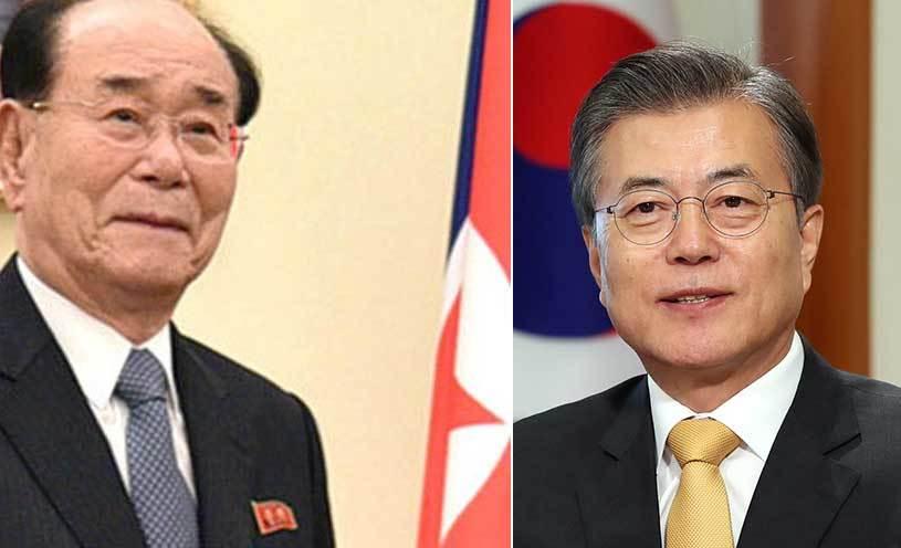 Chủ tịch Quốc hội Triều Tiên sẽ gặp Tổng thống Hàn Quốc