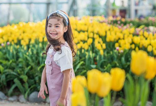 Lễ hội tulip lớn nhất Việt Nam ở Vinpearl Nha Trang