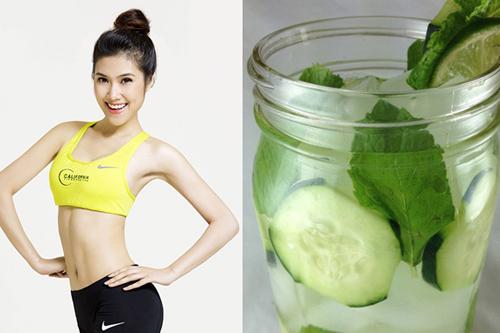 Bí quyết giảm cân an toàn trong 7 ngày