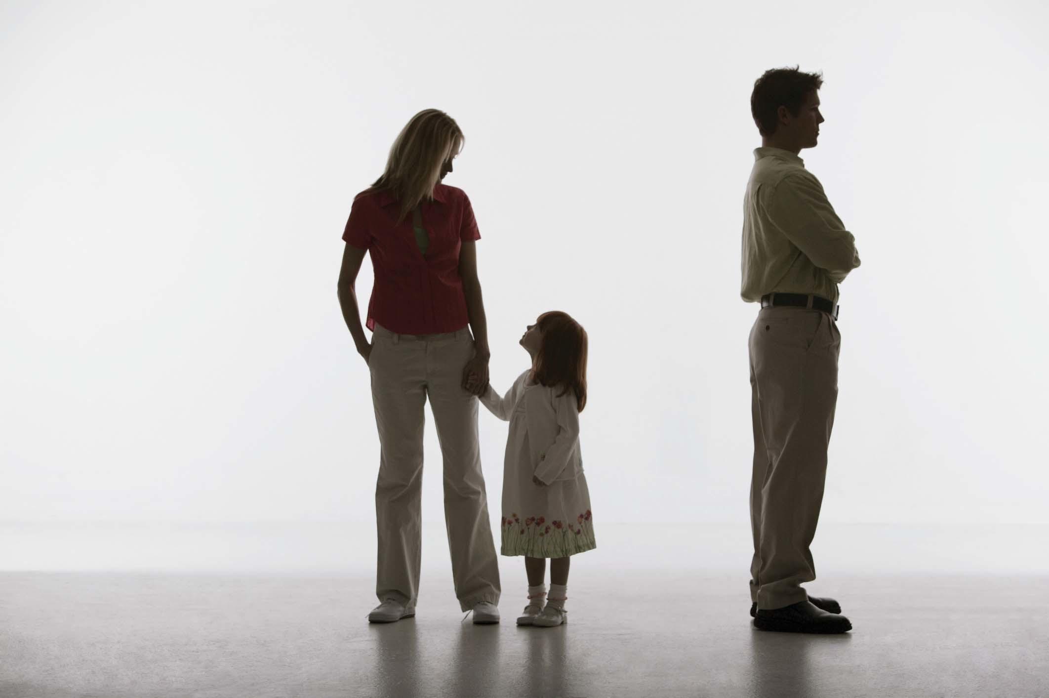 ly hôn, quyền nuôi con, tư vấn pháp luật, luật hôn nhân và gia đình