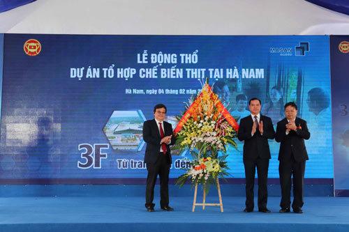 'Người Việt có quyền sử dụng thực phẩm sạch chuẩn Quốc tế'
