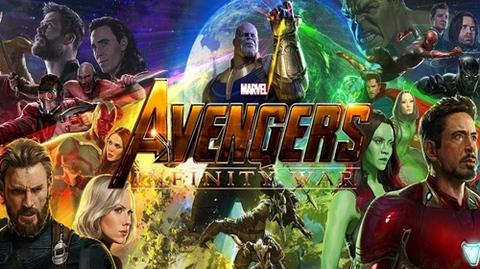 TV Spot Avengers