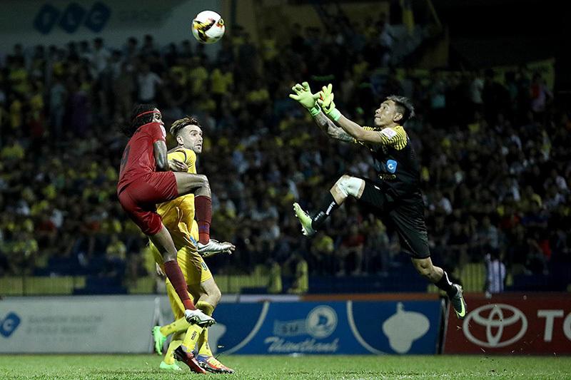 '. Tỏa sáng U23 Việt Nam, Bùi Tiến Dũng không chắc suất ở Thanh Hóa .'