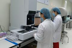 VN vận hành phòng xét nghiệm 60 tỷ chống kháng kháng sinh