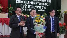 Ông Nguyễn Phi Long giữ chức Phó chủ tịch tỉnh Bình Định