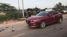 Quảng Ninh: Tai nạn liên hoàn, 3 người thương vong