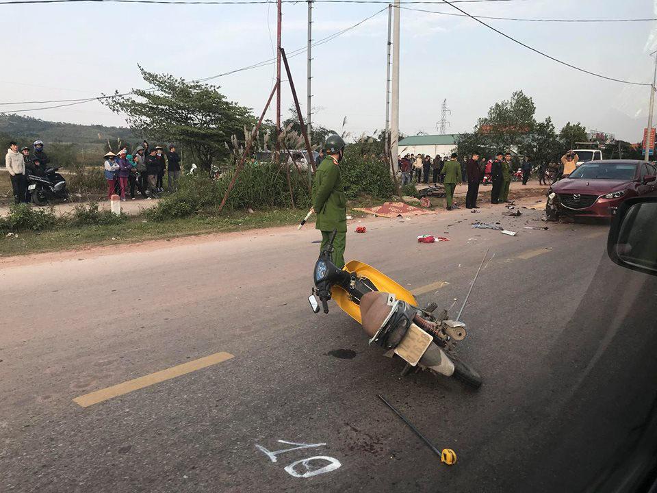 tai nạn, Quảng Ninh, tai nạn giao thông