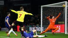 Chelsea thua tan nát Watford, Conte sắp bay ghế