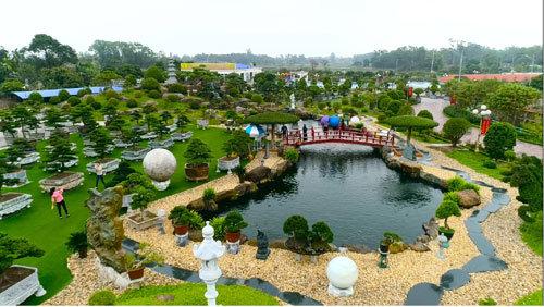 Lợi thế hút đầu tư của TP. Sông Công, Thái Nguyên