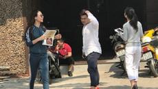 Đàm Thu Trang để mặt mộc, xuất hiện phờ phạc hậu tin đồn rạn nứt với Cường Đô La