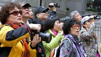 Du khách Trung Quốc sẽ đổ sang Việt Nam dịp Tết