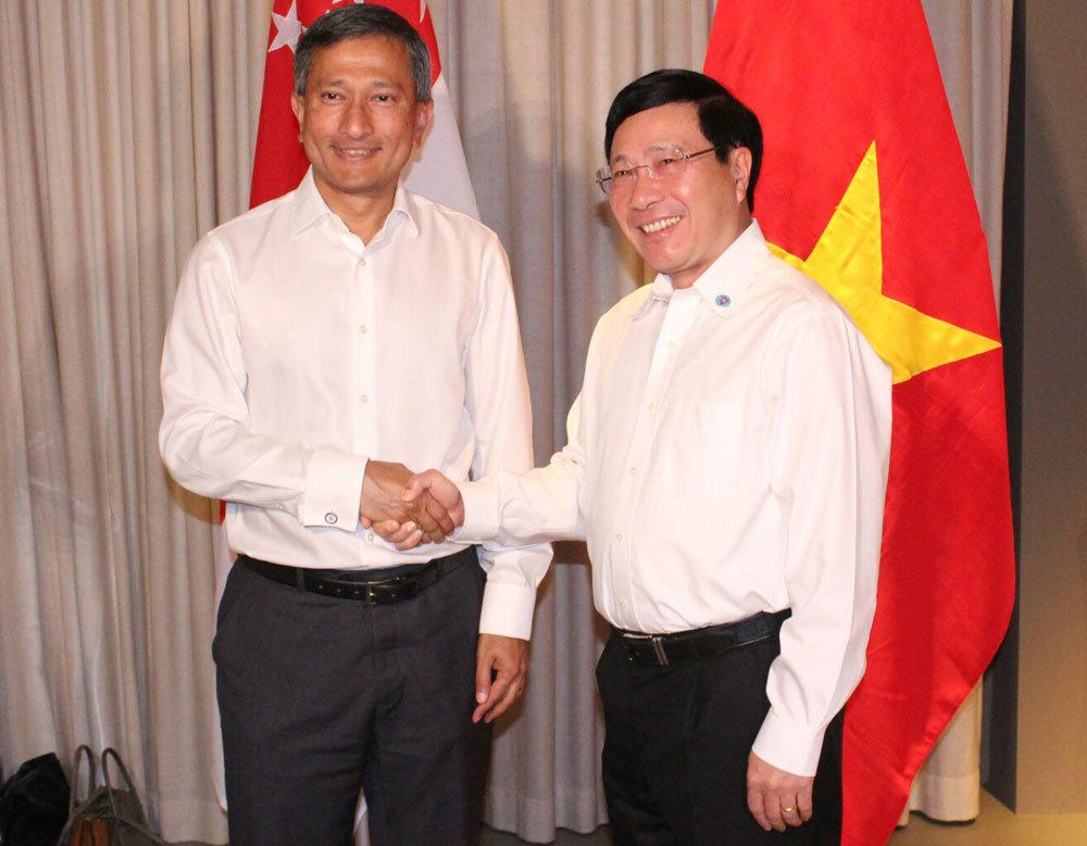 VN, Malaysia tích cực xúc tiến đàm phán phân định các vùng biển chồng lấn