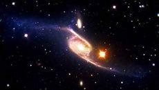 """Tìm hiểu thiên hà xoắn ốc """"nuốt trọn"""" 5 dải ngân hà"""