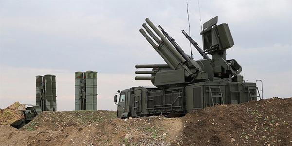 Uy lực tên lửa phòng không mới nhất của Nga