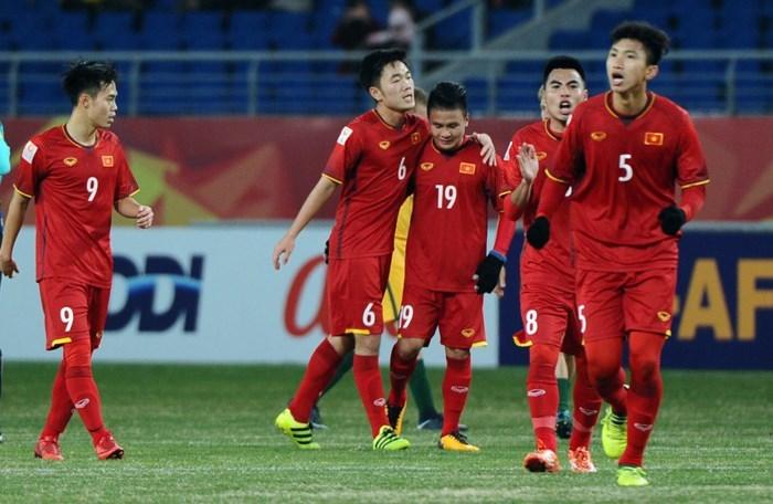 U23 Việt Nam, VFF, HLV Park Hang Seo, Dương Vũ Lâm