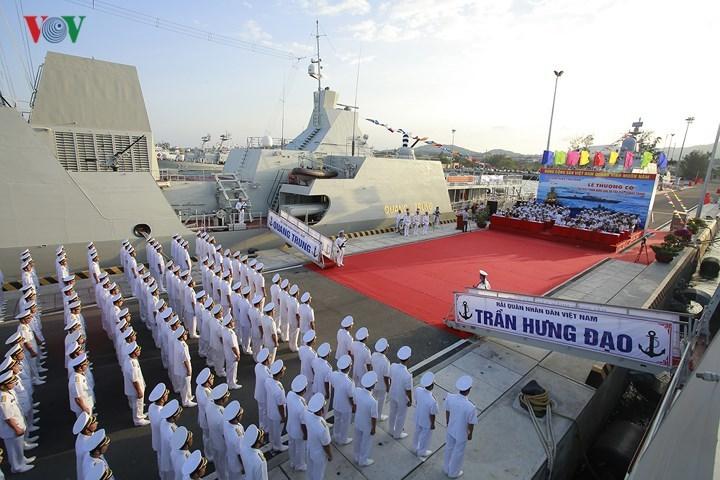 Hải quân đã làm chủ kỹ thuật 6 tàu ngầm Kilo