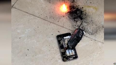 iphone nổ