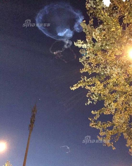 Cảnh kỳ ảo sau khi TQ đánh chặn tên lửa thành công
