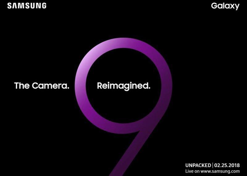 Xem trước những hình ảnh tuyệt đẹp về Galaxy S9/S9 Plus trước ngày ra mắt