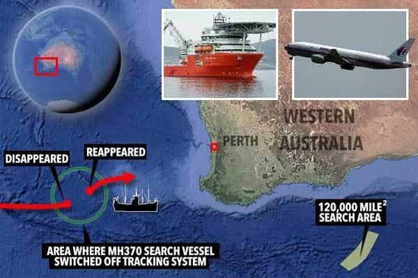MH370, tàu mất tích, máy bay mất tích, bí ẩn, Malaysia Airlines