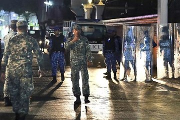 Maldives ban bố tình trạng khẩn cấp, cục lãnh sự khuyến cáo người dân