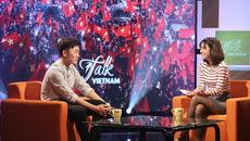 MC VTV trò chuyện với Xuân Trường khiến dân mạng phát sốt là ai?