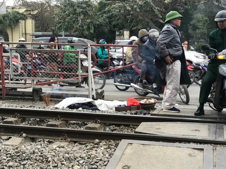 tai nạn, tai nạn đường sắt, tai nạn giao thông, Hà Nội