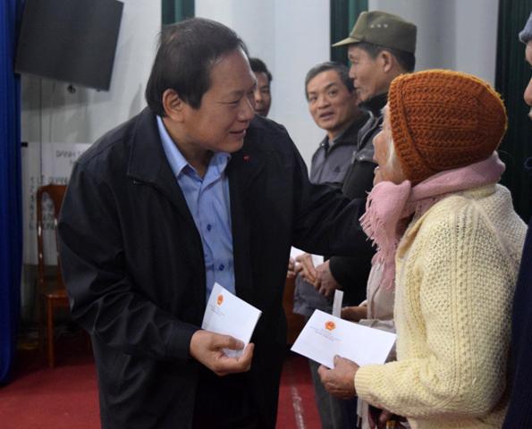 Bộ trưởng Trương Minh Tuấn, Trương Minh Tuấn, Tết nguyên đán, Tết nguyên đán 2018, Quảng Bình