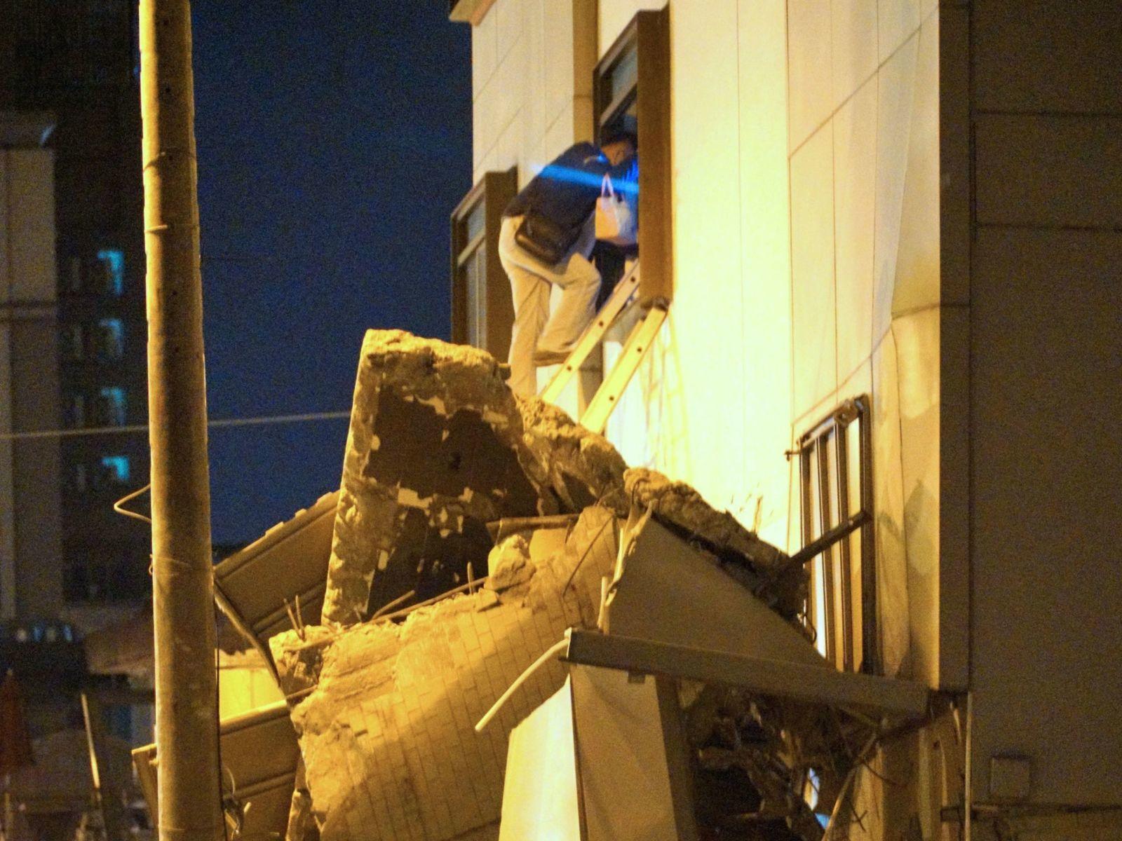 Đài Loan, động đất, thiệt mạng, thương vong, cứu hộ