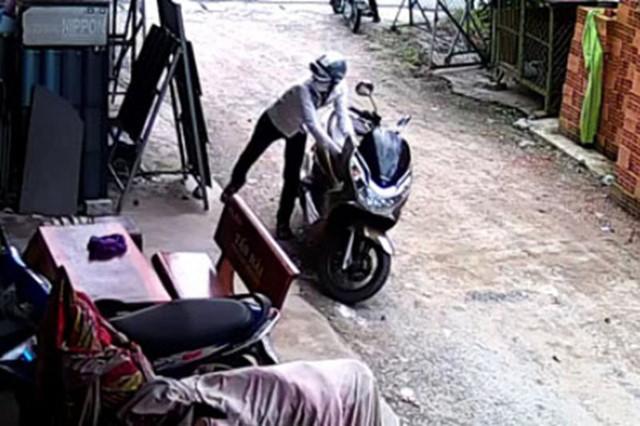Tháng Củ mật, làm sao để chống trộm xe?