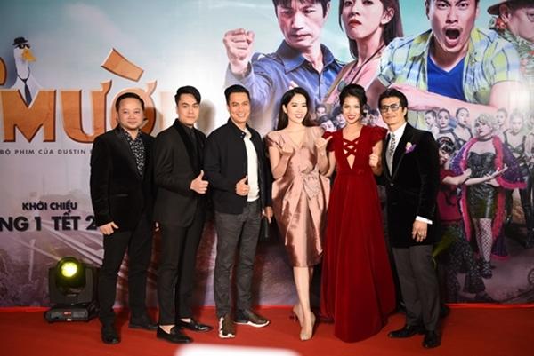 Thu Trang 'chặt chém' Kiều Minh Tuấn không thương tiếc