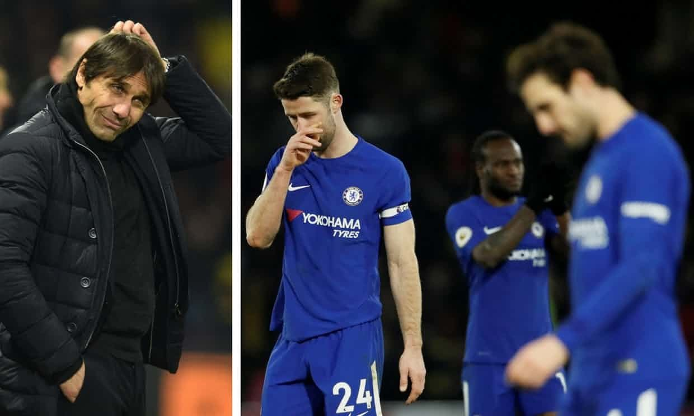 Chelsea sa thải Conte: Thảm họa vẫn tiếp diễn