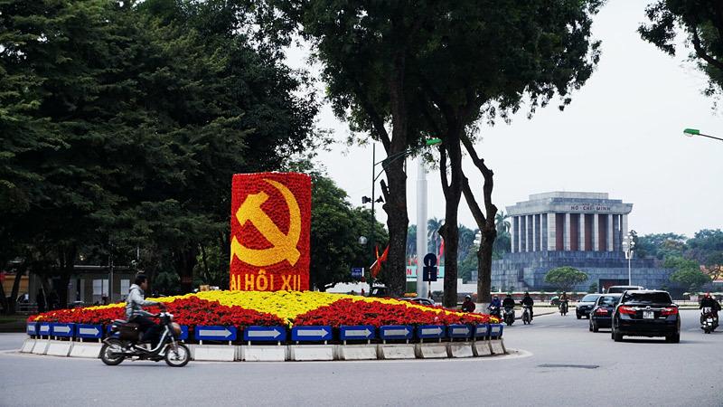 Đại hội XII,Đại hội Đảng,chỉnh đốn Đảng,Đảng cộng sản Việt Nam