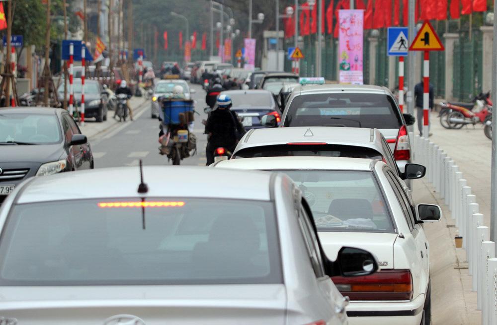 Hà Nội,giao thông,dẹp vỉa hè,lấn chiếm vỉa hè,ùn tắc giao thông
