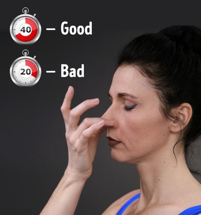 Khỏe hay bệnh với 7 bài kiểm tra kỳ diệu tại nhà