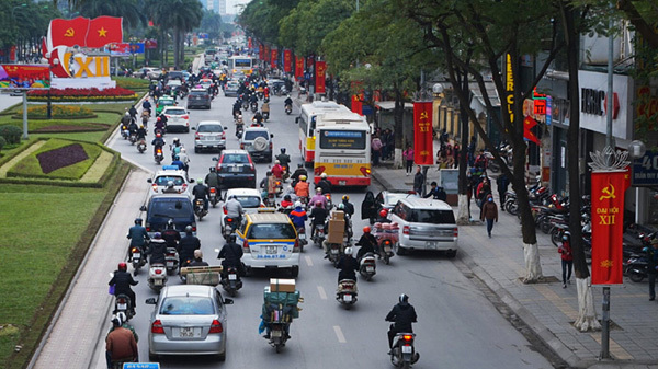 30 năm Đổi mới,Đảng cộng sản Việt Nam,Chủ tịch Hồ Chí Minh,Đại hội XII
