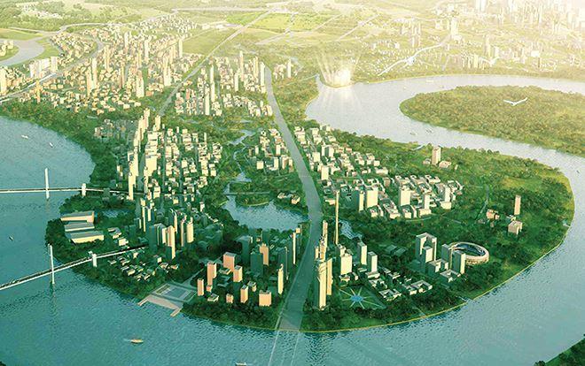 Mang túi tiền tỷ USD: Rủ nhau đến Việt Nam buôn nhà đất