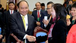 Thủ tướng mong bà con kiều bào chung tay dựng xây Tổ quốc