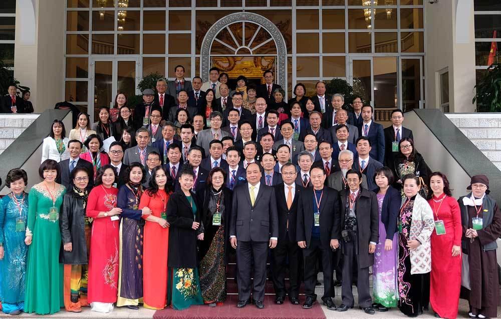Thủ tướng,Nguyễn Xuân Phúc,Thủ tướng Nguyễn Xuân Phúc,kiều bào,Việt kiều,Tết