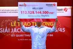 Con đường giàu 'bất thình lình' của tỷ phú trúng Vietlott 112 tỷ