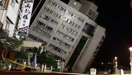 Động đất rung chuyển Đài Loan, VN theo sát tình hình hỗ trợ công dân