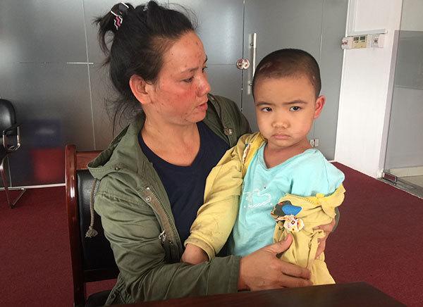 u não,hoàn cảnh khó khăn,bệnh hiểm nghèo,từ thiện vietnamnet