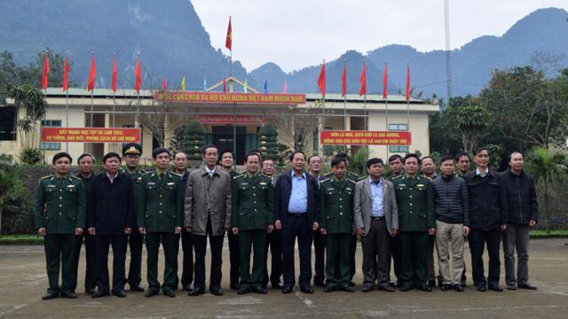 Bộ trưởng Trương Minh Tuấn,Bộ TT&TT,Quảng Bình,Trương Minh Tuấn