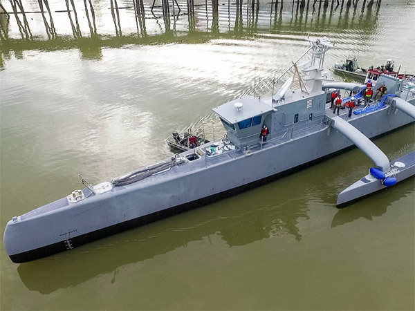 Giải mã 'Thợ săn biển' tự hành của Hải quân Mỹ