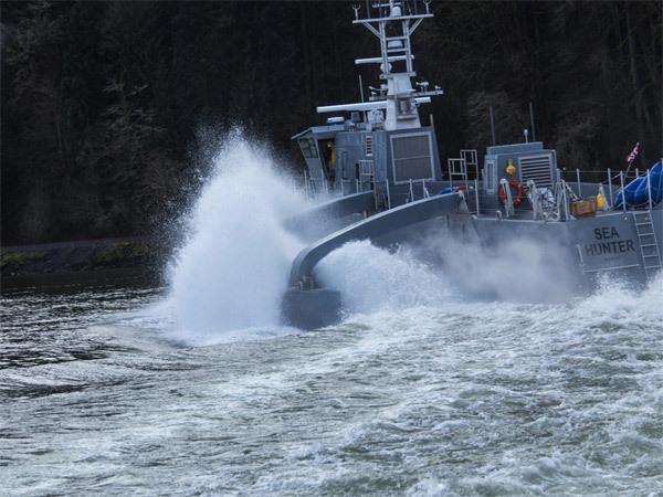 Thợ săn Biển,Sea Hunter,tàu săn  ngầm