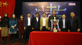 Sao U23 Việt Nam đối đầu Quả bóng vàng ở Siêu cúp 2017