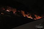 Hà Nội: Nhà 5 tầng bốc cháy rừng rực trước ngày ông Táo chầu trời